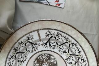 peinture sur porcelaine 2m